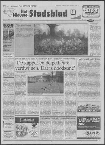 Het Nieuwe Stadsblad 2003-03-12