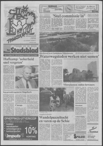 Het Nieuwe Stadsblad 1991-07-31