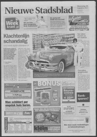 Het Nieuwe Stadsblad 2012-08-29