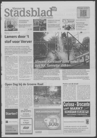 Het Nieuwe Stadsblad 2014-09-17