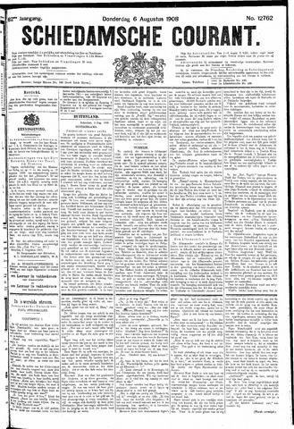 Schiedamsche Courant 1908-08-06