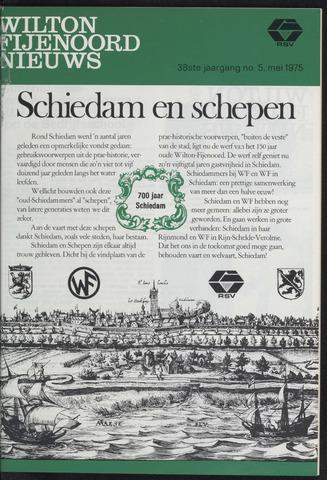 Wilton Fijenoord Nieuws 1975-05-01
