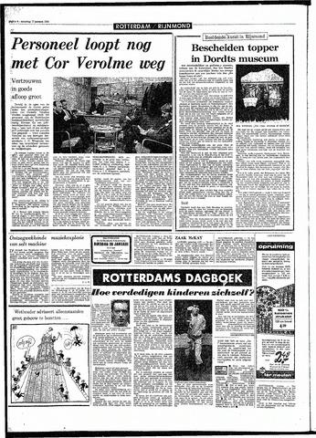 Rotterdamsch Parool / De Schiedammer 1970-01-17