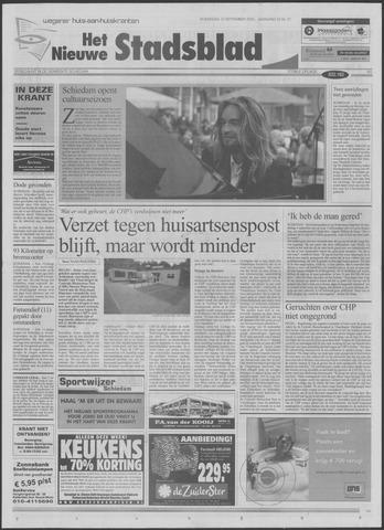Het Nieuwe Stadsblad 2003-09-10