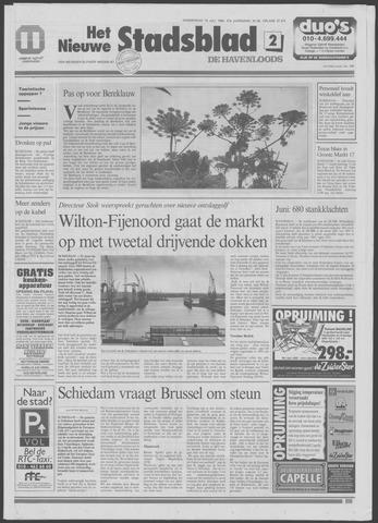 Het Nieuwe Stadsblad 1995-07-13