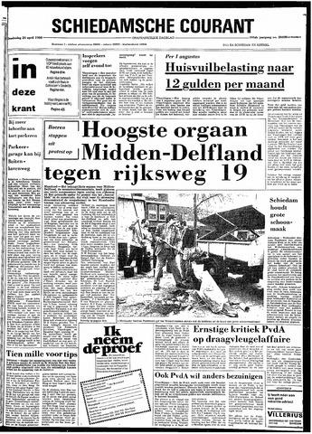 Rotterdamsch Nieuwsblad / Schiedamsche Courant / Rotterdams Dagblad / Waterweg / Algemeen Dagblad 1980-04-24