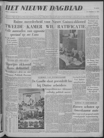 Nieuwe Schiedamsche Courant 1962-09-07