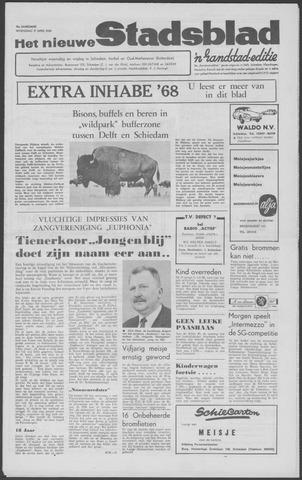 Het Nieuwe Stadsblad 1968-04-17