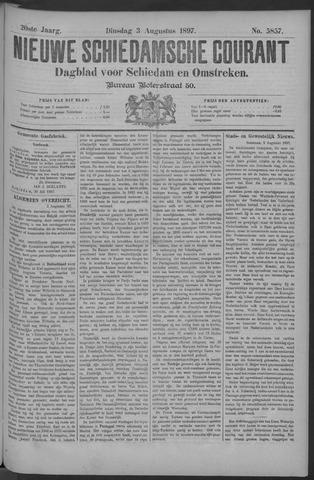 Nieuwe Schiedamsche Courant 1897-08-03