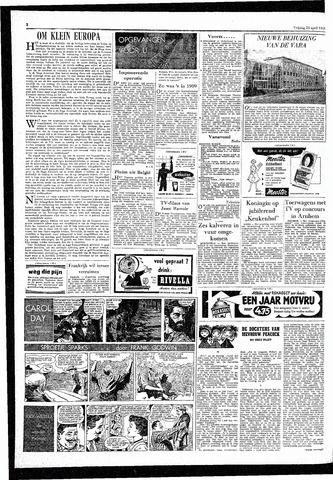 Rotterdamsch Parool / De Schiedammer 1959-04-24