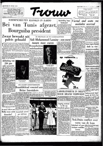 Trouw / De Rotterdammer 1957-07-26