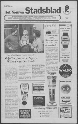 Het Nieuwe Stadsblad 1973-04-06