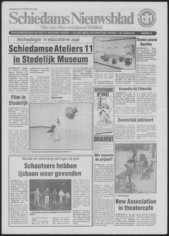 De Havenloods 1986-02-12
