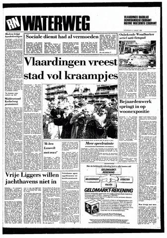 Rotterdamsch Nieuwsblad / Schiedamsche Courant / Rotterdams Dagblad / Waterweg / Algemeen Dagblad 1985-03-13