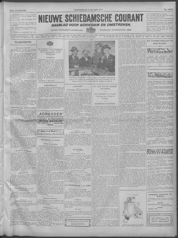 Nieuwe Schiedamsche Courant 1932-03-03
