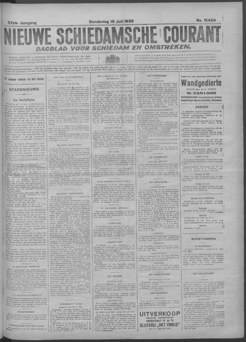 Nieuwe Schiedamsche Courant 1929-07-18