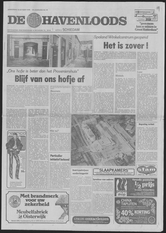 De Havenloods 1978-10-19