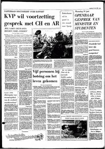 Rotterdamsch Parool / De Schiedammer 1968-06-10
