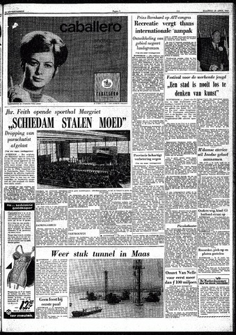 Trouw / De Rotterdammer 1966-04-25