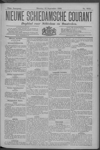 Nieuwe Schiedamsche Courant 1909-09-14