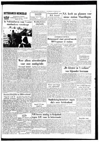 Rotterdamsch Nieuwsblad / Schiedamsche Courant / Rotterdams Dagblad / Waterweg / Algemeen Dagblad 1965-02-18