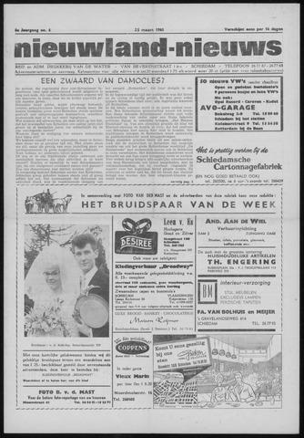 Nieuwland Nieuws 1965-03-25