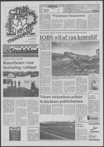 Het Nieuwe Stadsblad 1991-12-18