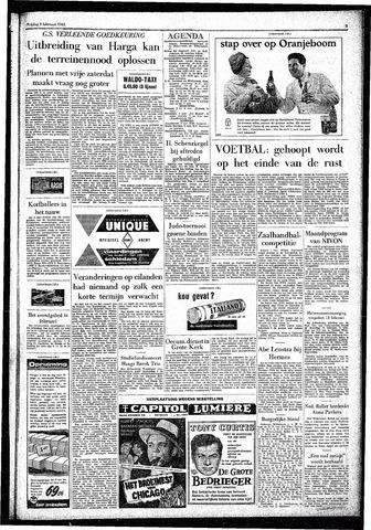 Rotterdamsch Parool / De Schiedammer 1961-02-03