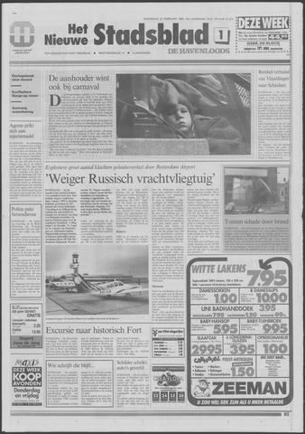 Het Nieuwe Stadsblad 1995-02-22