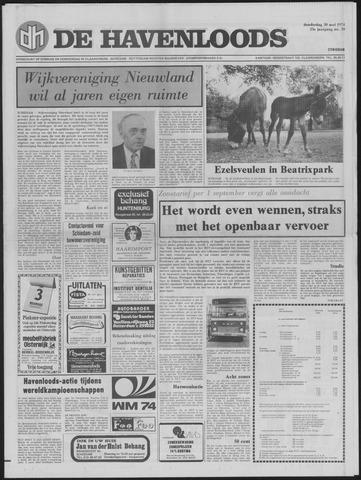 De Havenloods 1974-05-30