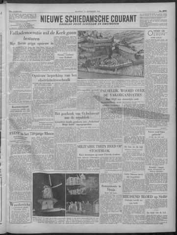 Nieuwe Schiedamsche Courant 1949-09-12