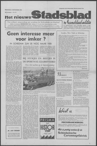 Het Nieuwe Stadsblad 1964-09-02