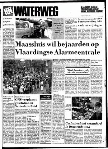 Rotterdamsch Nieuwsblad / Schiedamsche Courant / Rotterdams Dagblad / Waterweg / Algemeen Dagblad 1983-06-17