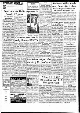 Rotterdamsch Nieuwsblad / Schiedamsche Courant / Rotterdams Dagblad / Waterweg / Algemeen Dagblad 1964-08-19