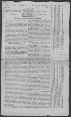 Rotterdamse Courant 1795-06-09
