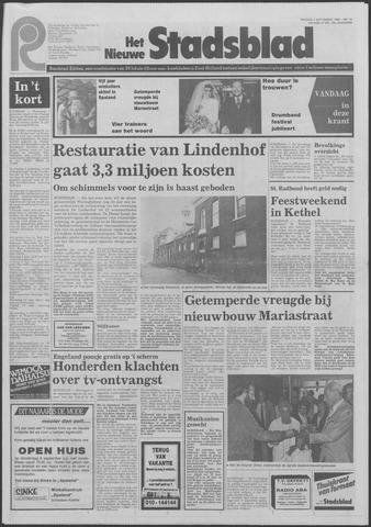 Het Nieuwe Stadsblad 1983-09-02