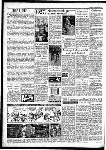 Rotterdamsch Parool / De Schiedammer 1957-12-14