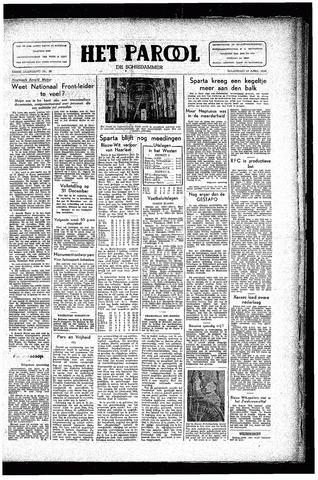 Rotterdamsch Parool / De Schiedammer 1946-04-15