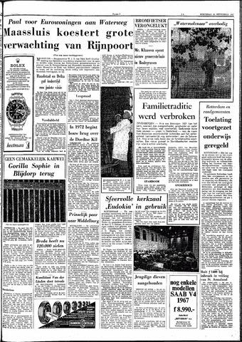 Trouw / De Rotterdammer 1967-09-20