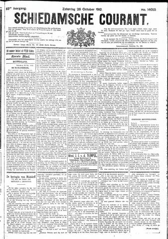 Schiedamsche Courant 1912-10-26