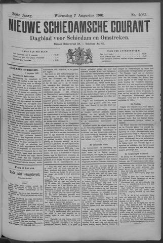Nieuwe Schiedamsche Courant 1901-08-07
