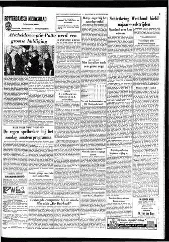 Rotterdamsch Nieuwsblad / Schiedamsche Courant / Rotterdams Dagblad / Waterweg / Algemeen Dagblad 1964-11-16