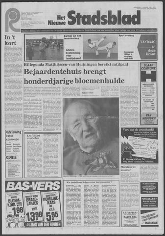 Het Nieuwe Stadsblad 1984-01-11