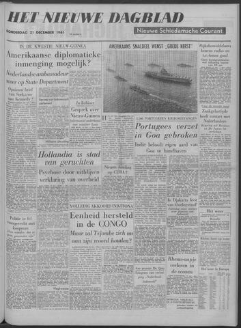 Nieuwe Schiedamsche Courant 1961-12-21
