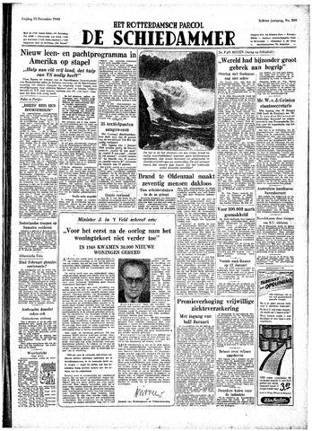 Rotterdamsch Parool / De Schiedammer 1948-12-31