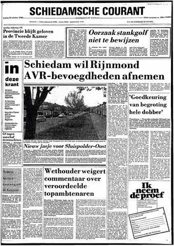 Rotterdamsch Nieuwsblad / Schiedamsche Courant / Rotterdams Dagblad / Waterweg / Algemeen Dagblad 1980-10-24