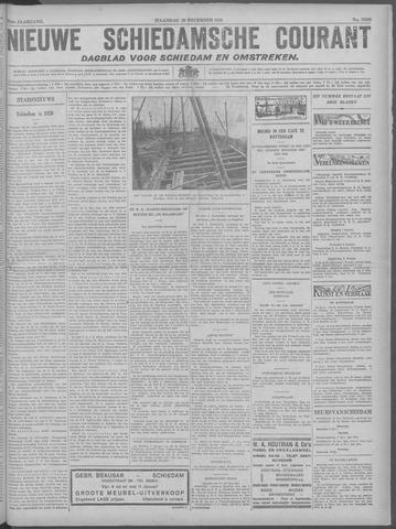Nieuwe Schiedamsche Courant 1929-12-30