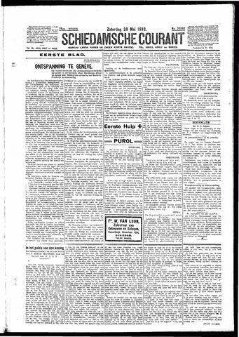 Schiedamsche Courant 1933-05-20