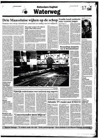 Rotterdamsch Nieuwsblad / Schiedamsche Courant / Rotterdams Dagblad / Waterweg / Algemeen Dagblad 1998-02-04