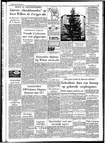 Rotterdamsch Parool / De Schiedammer 1961-12-19